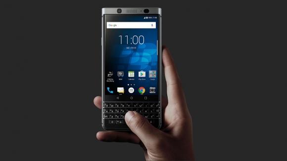 BlackBerry KEYone tanıtıldı