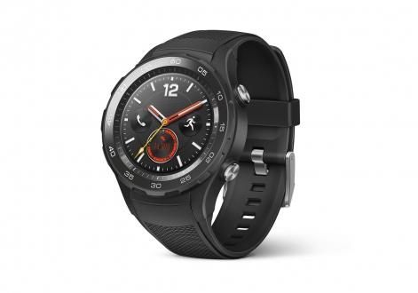 Huawei Watch 2 tanıtıldı!
