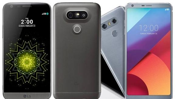 LG G6 – LG G5 karşılaştırma
