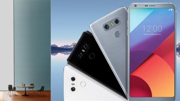 LG G6 için yüksek kalite wallpaper'lar!