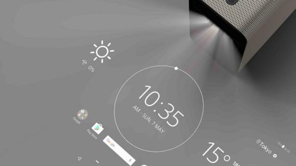 Sony hayallerdeki projektörü tanıttı!