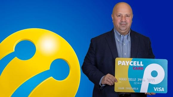 Ön ödemeli Paycell Card duyuruldu!