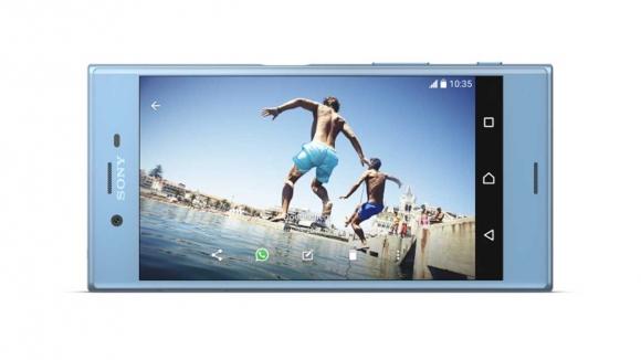 Sony Xperia XZs tanıtıldı