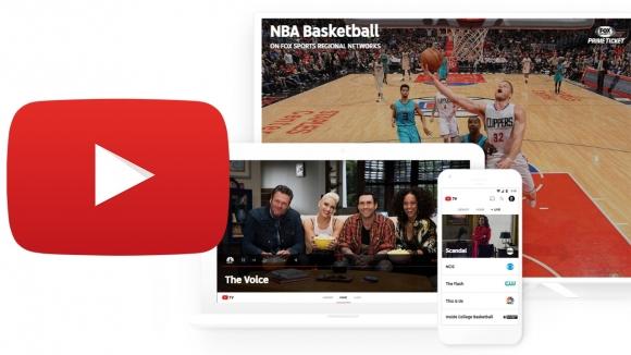 YouTube TV yayına başlıyor!