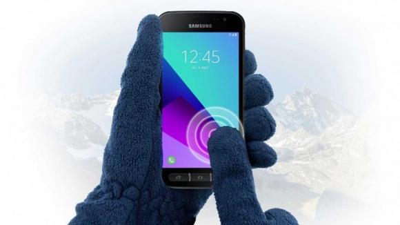 Çok dayanıklı Galaxy Xcover 4 tanıtıldı!