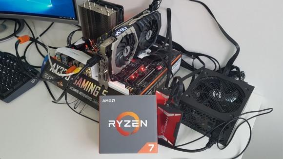AMD Ryzen 1800X inceleme
