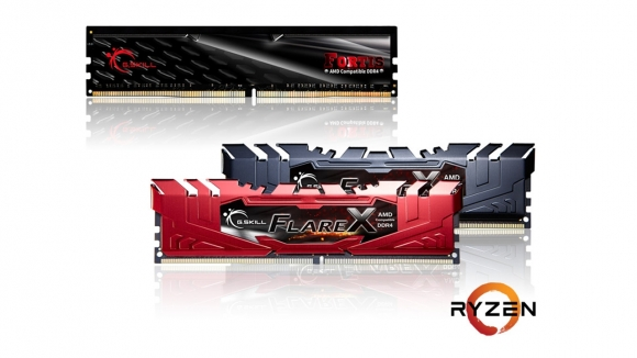 AMD Ryzen için özel DDR4 Bellek!