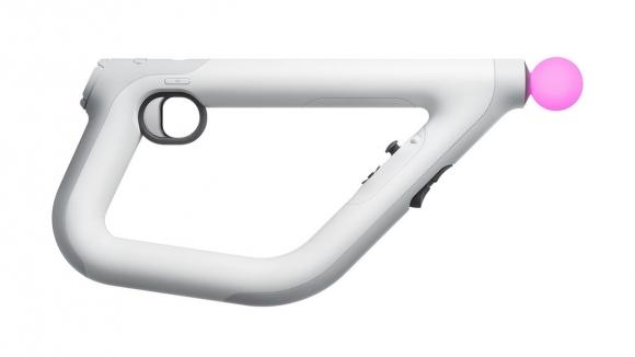 PlayStation VR Aim Controller geliyor!