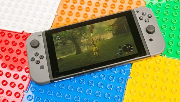 Nintendo Switch parçalarına ayrıldı!