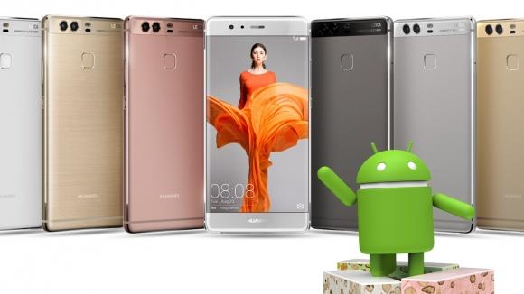 Huawei P9 Plus için Android 7.0 çıktı!