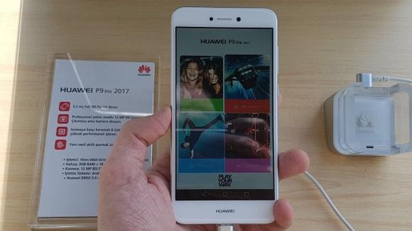 Huawei P9 Lite (2017) ön inceleme