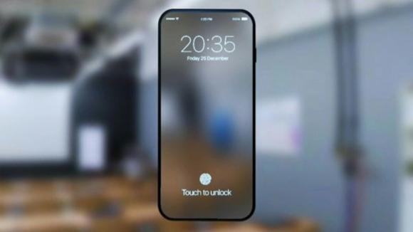 iPhone 8 işlev alanı için yeni görseller