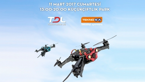 Türkiye Drone Ligi başlıyor