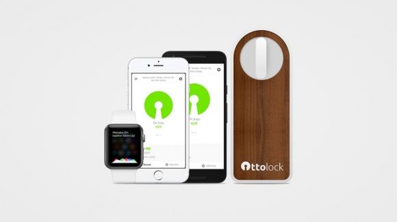 Kapıyı Bluetooth'la açma dönemi