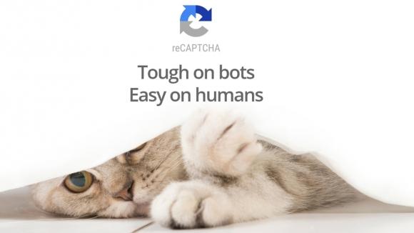 Google, robot musunuz diye sormayacak