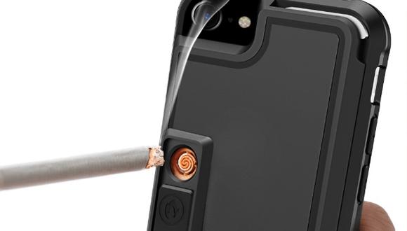 Tiryakiler için iPhone 7 kılıfı üretildi!