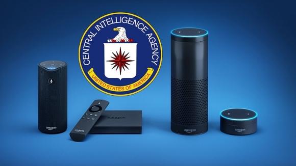 Alexa, CIA için mi çalışıyor?