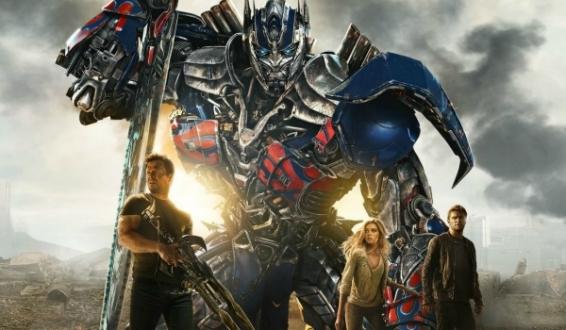 Transformers 5 için yeni fragman geldi!