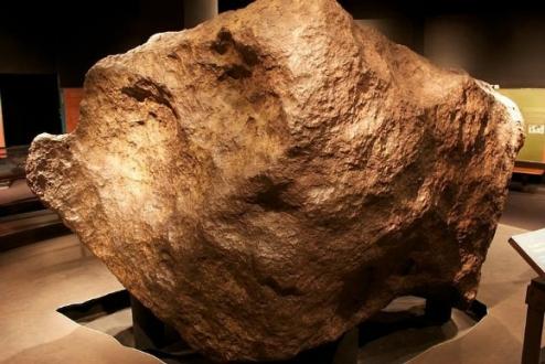 Dünyada bulunan en büyük 6 meteor taşı
