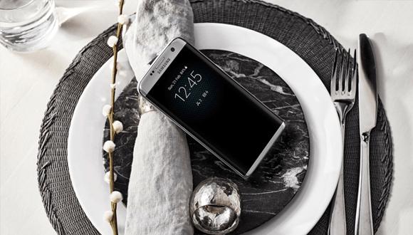 İşte Galaxy S8'in arayüzü!