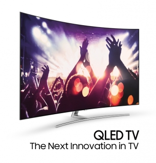 Samsung yeni QLED TV serisini tanıttı
