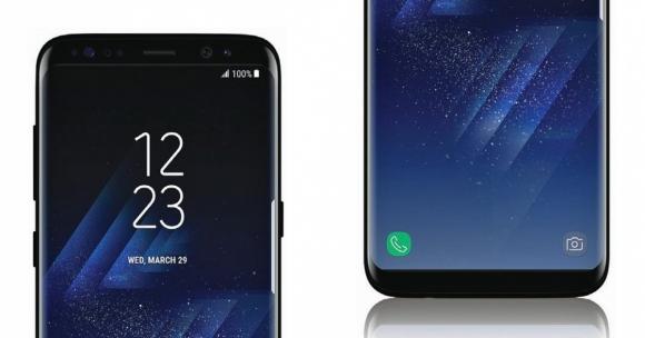 Galaxy S8'in simgelerini kullanabilirsiniz!