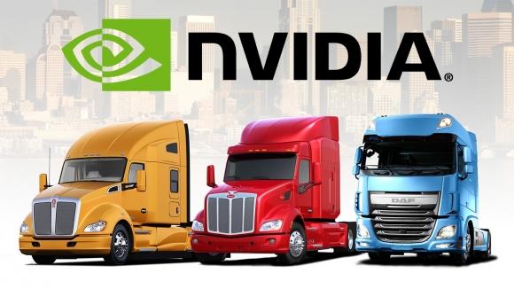 NVIDIA tır işine girdi!