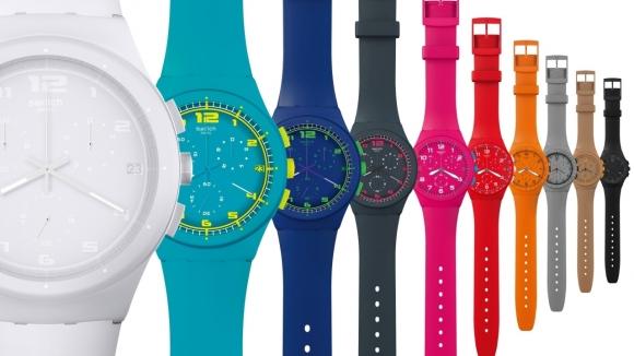 Swatch kendi akıllı saat sistemini geliştiriyor!