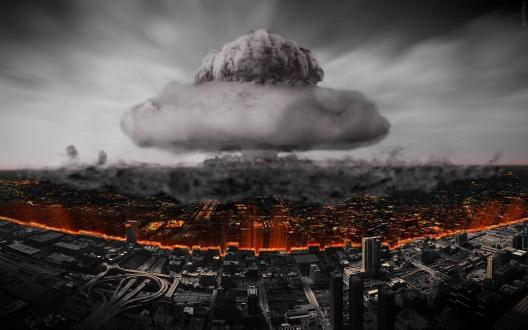 Amerika'nın nükleer silah testlerinin görüntüleri!