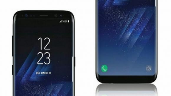 Samsung Galaxy S8'in reklamları da sızdırıldı!