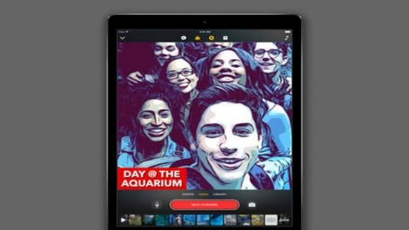 Apple video düzenleme uygulaması Clips'i tanıttı!