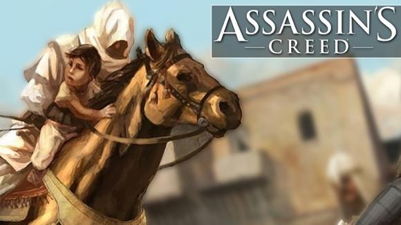 Assassin's Creed haritası GTA 5'i sollayacak!