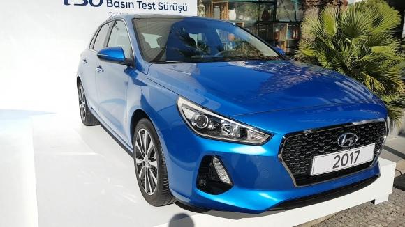 Hyundai i30 2017 test sürüşü – VLOG yayında!