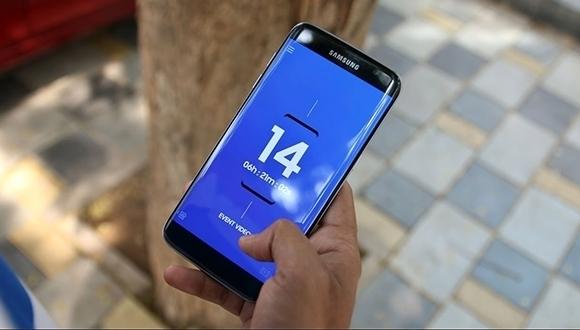 Galaxy S8 tanıtımı için Unpacked uygulaması