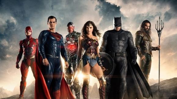 Justice League fragmanı geldi!
