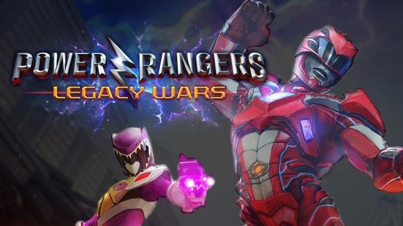 Power Rangers: Legacy Wars çıktı!