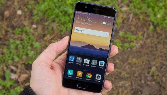 Huawei P10 için ilk güncelleme yayınlandı!