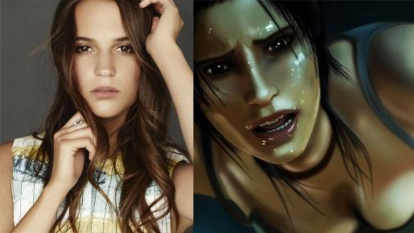 Yeni Lara Croft tarzı ile büyülüyor!