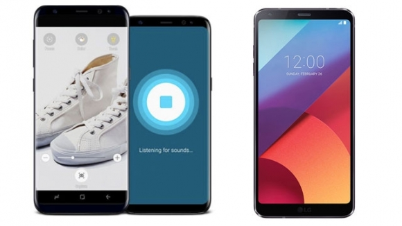Galaxy S8 – LG G6 karşılaştırma