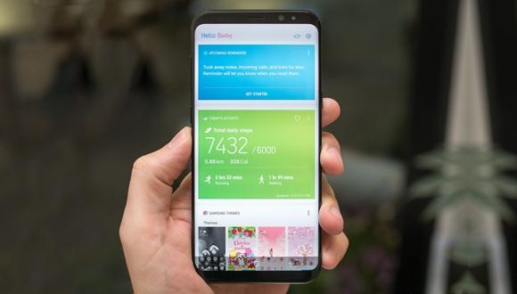 Samsung Galaxy S8 ön inceleme!