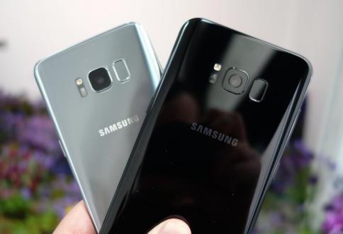 Galaxy S8 ve S8+ görüntüleri!