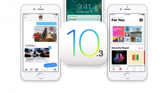 iOS 10.3 ile kritik bir hata düzeltildi