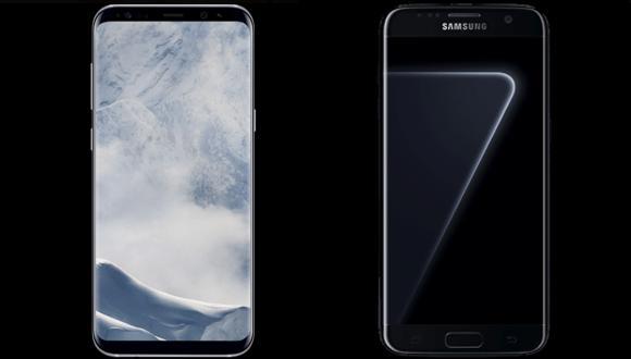 Galaxy S8 Plus – Galaxy S7 Edge karşılaştırma