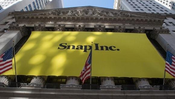 Snapchat'e para yağıyor