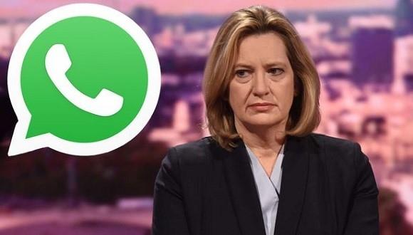 Krallık WhatsApp'ın peşine düştü!