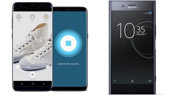 Galaxy S8 – Xperia XZ Premium karşılaştırması
