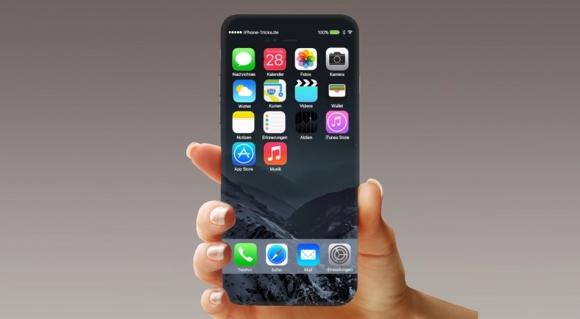 Yeni iPhone'da Touch ID arkada yer alabilir!