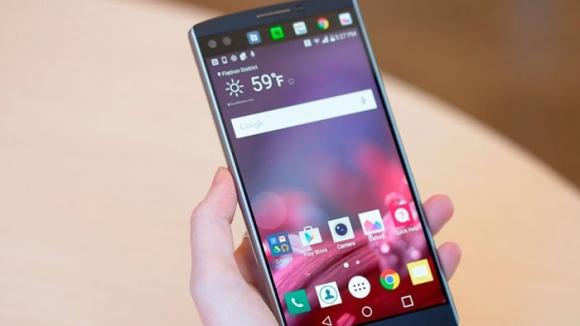 LG V30'dan ilk görüntü!