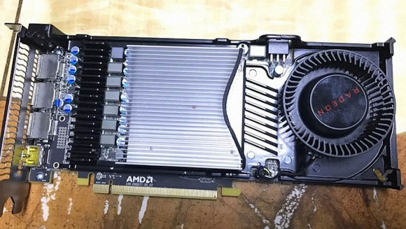 AMD Radeon RX 580 görüntülendi!