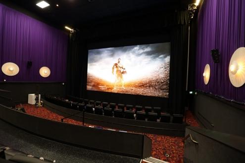 Dünyanın ilk HDR LED sineması!